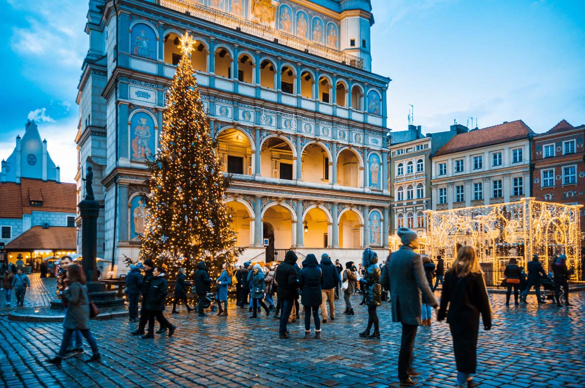 Best Christmas Markets in Poland - Poznan Christmas Market -  European Best Destinations