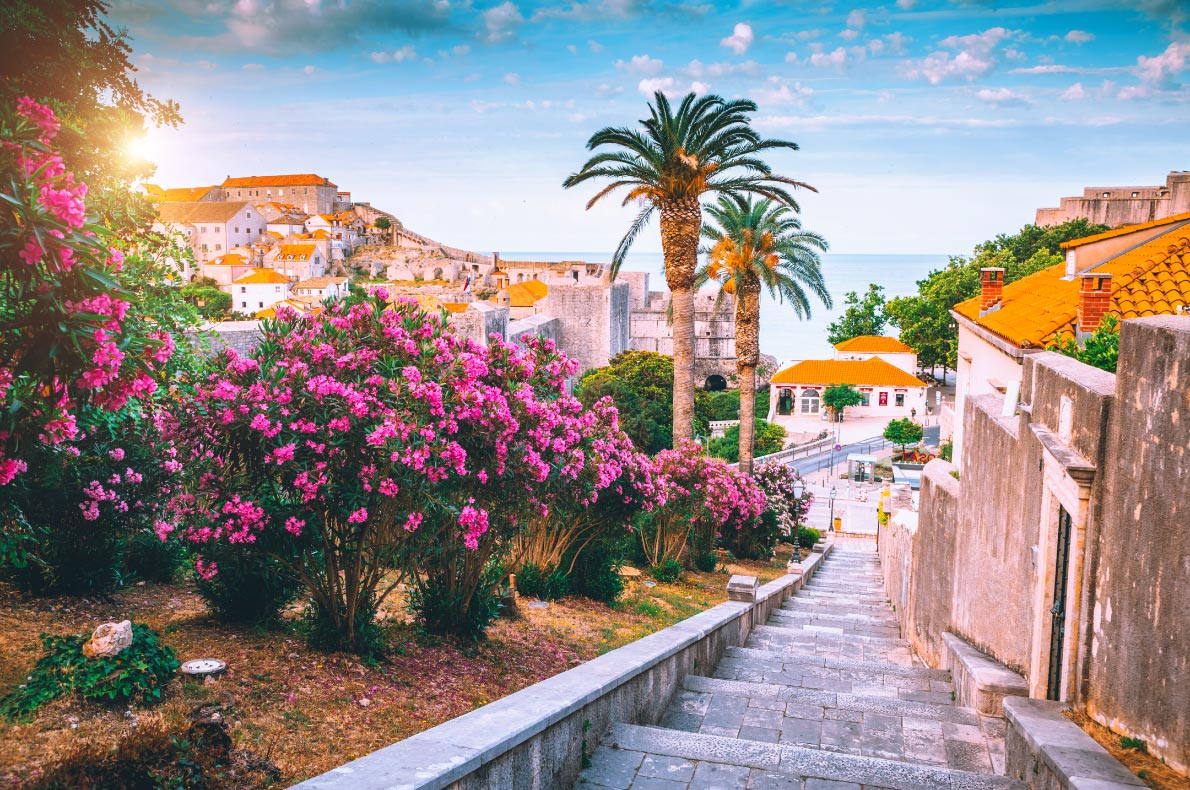 Leaving the USA - Best destinations to live in Europe for american expats - Dubrovnik copyright Creative Travel Projects