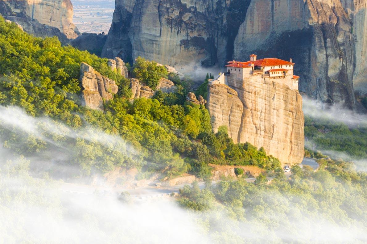 Best natural wonders in Greece - Meteora copyright  proslgn - European Best Destinations