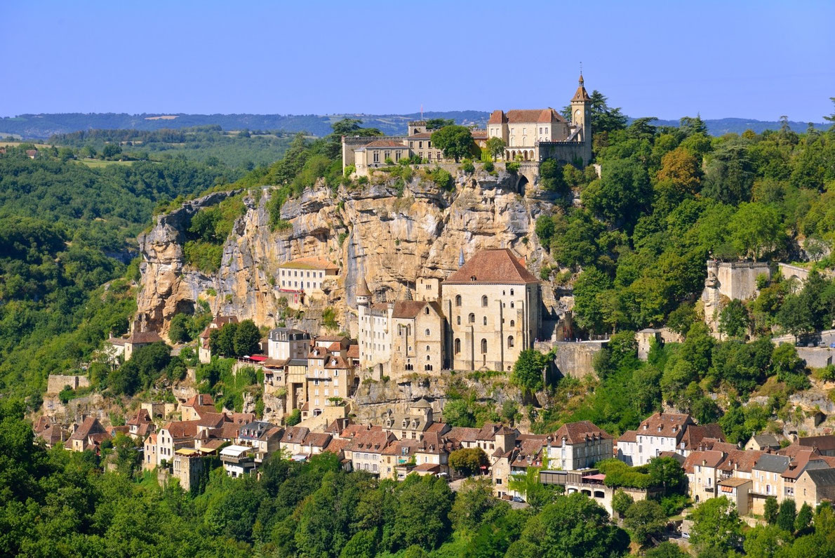 BEst hidden gems in France - Rocamadour - Copyright -bjul - European Best Destinations
