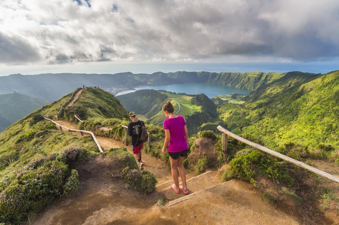 Leaving the USA - Best destinations to live in Europe for american expats - Azores copyright EyesTravelling