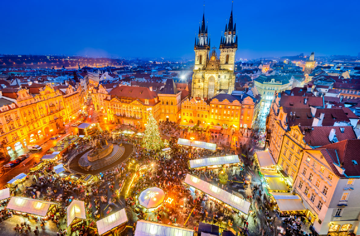prague-best-Christmas-market-in-Europe