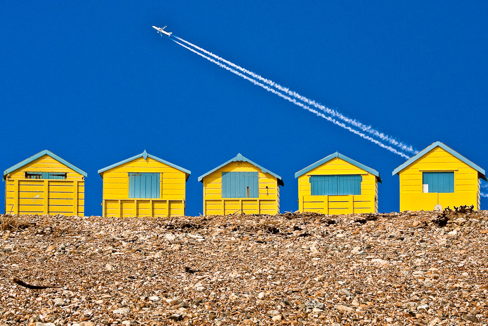 Best beach huts - Littlehampton in UK 2 - Copyright Andy Lapham - European Best Destinations