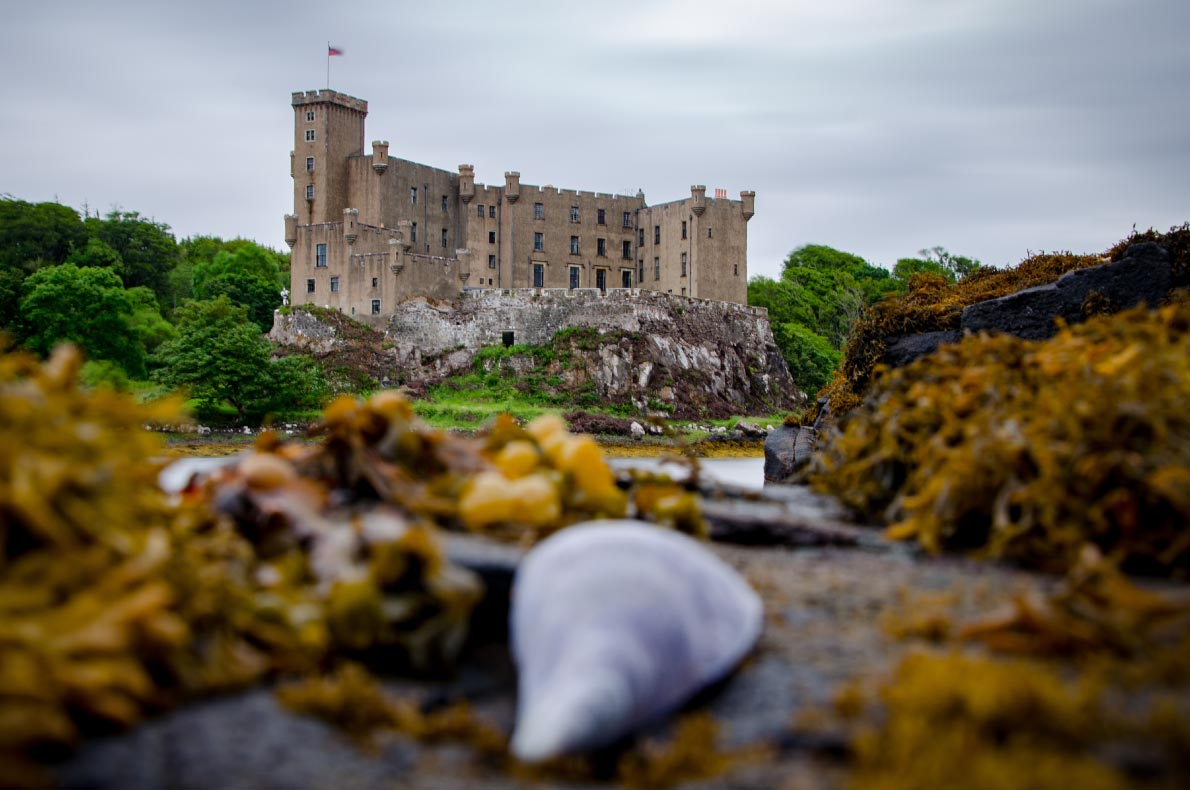 Best castles in Scotland  - Dunvegan Castle Copyright  Lizzizeh  - European Best Destinations