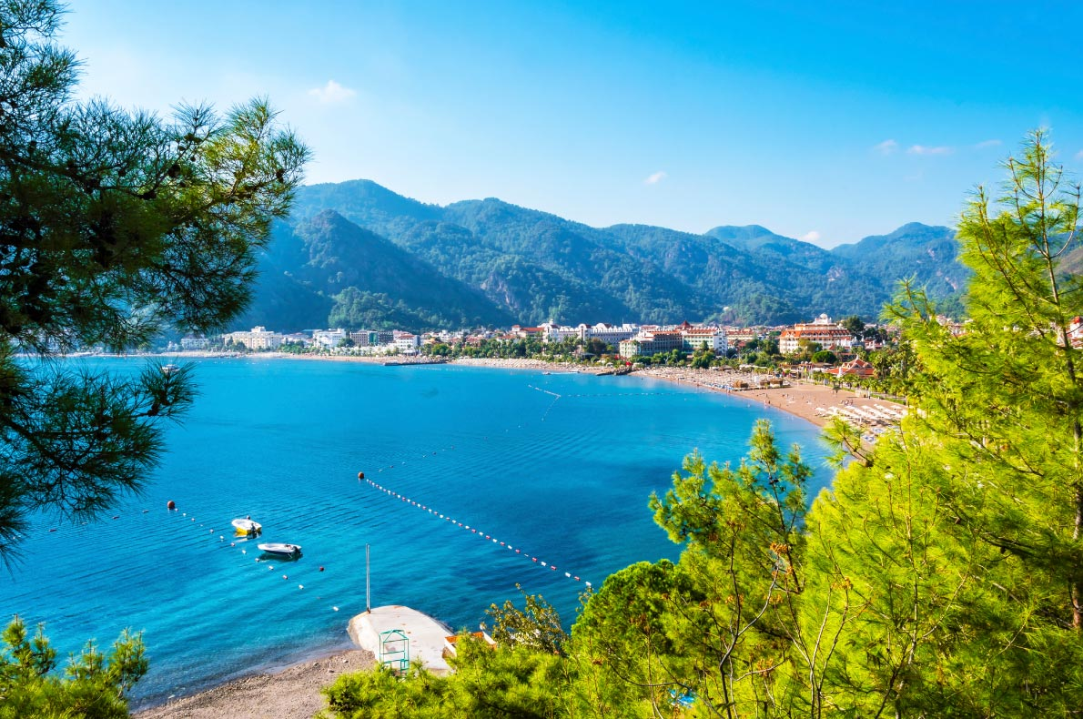 Best beaches in Turkey - Icmeler beach copyright Nejdet Duzen - European Best Destinations