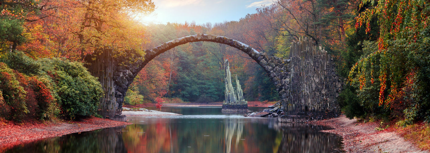 Best natural wonders in Germany