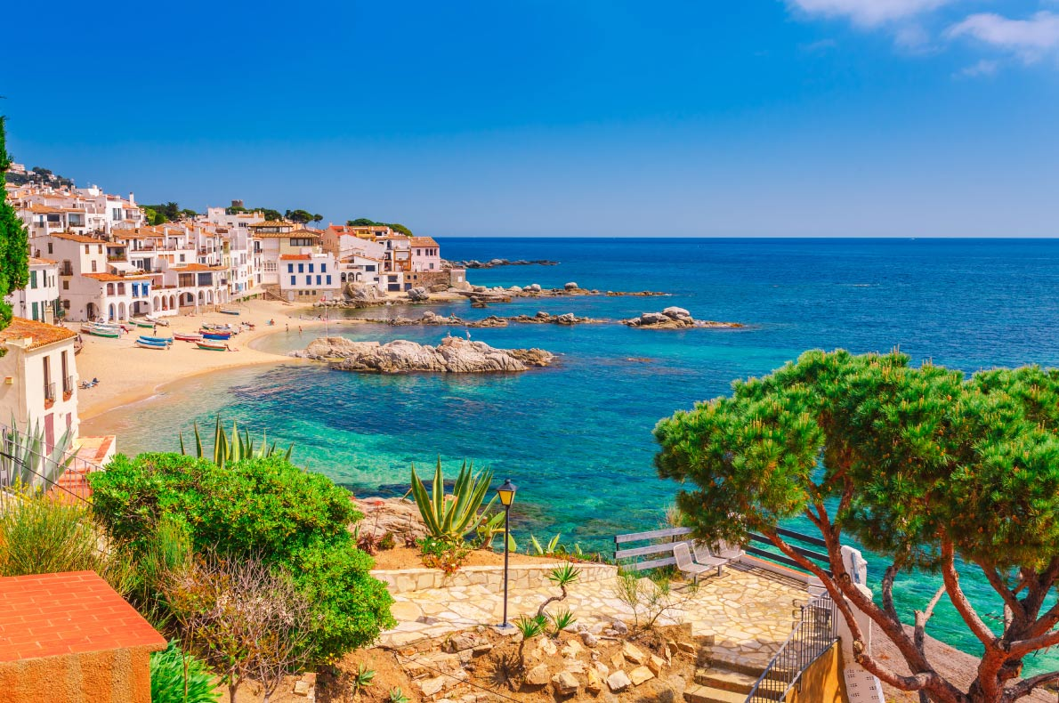 Best beaches in Europe - Calella de Palafrugell- Copyright Oleg_P - European Best Destinations