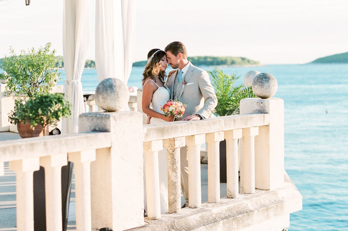 Best wedding venues in Europe - Suncani Hotel Hvar - Copyright  Suncani Hvar-dwha.co.uk -  European Best Destinations