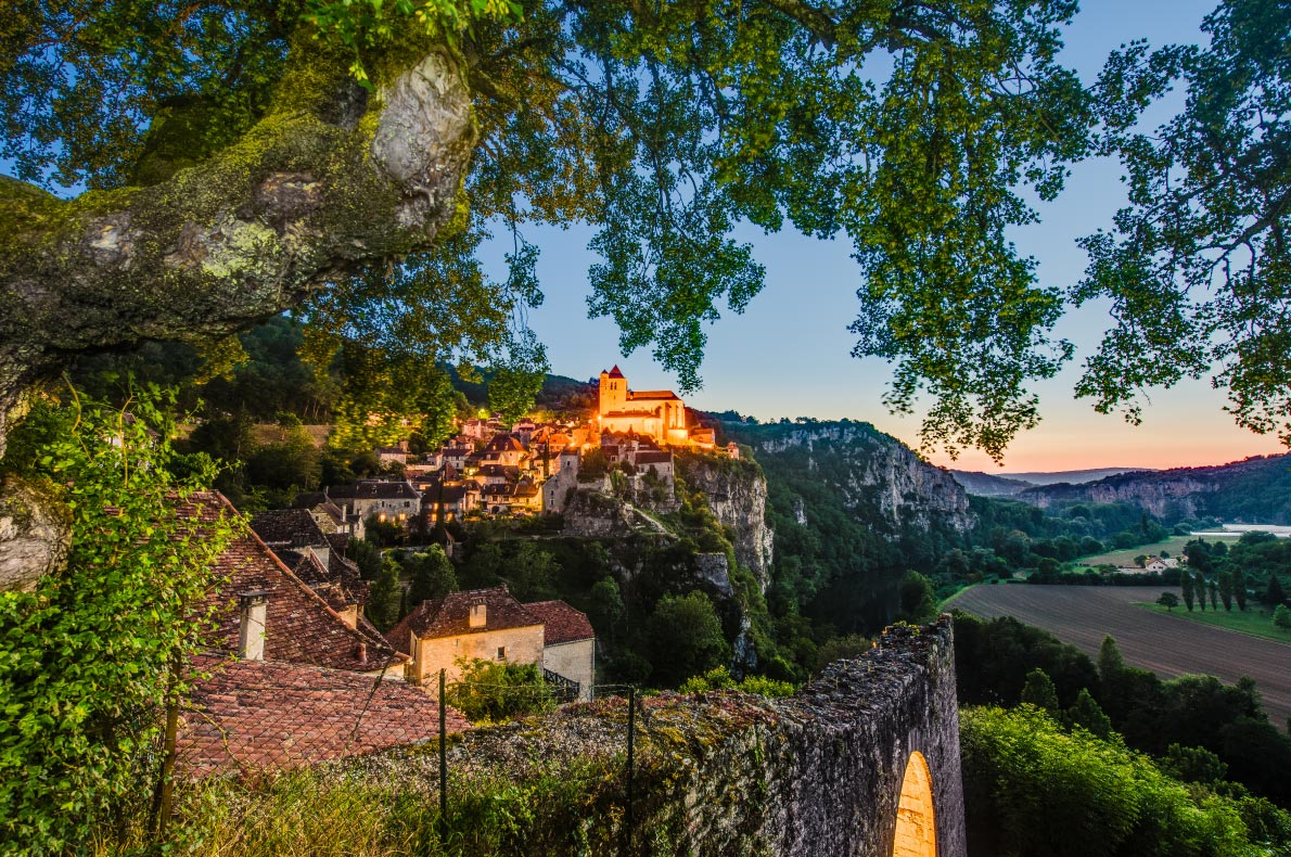 Best hidden gems in France - Saint Cirq Lapopie Copyright  Anibal Trejo - European Best Destinations