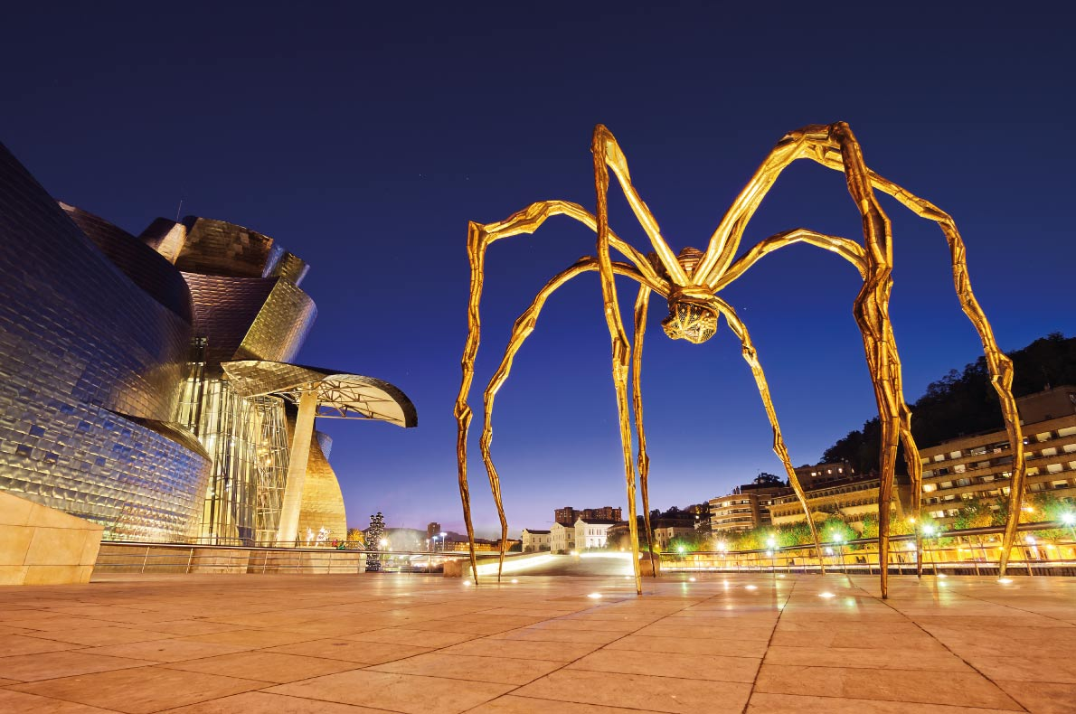 Maman by Louise Bourgeois - Best Statues in Europe - Copyright Mimadeo  Shutterstock.com - European Best Destinations