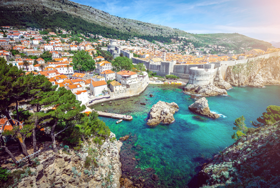 Best film locations in Europe - Dubrovnik - Games of Thrones - Panorama-of-old-town-of-Dubrovnik-in-Croatia-Copyright Ajan-Alen - European Best Destinations
