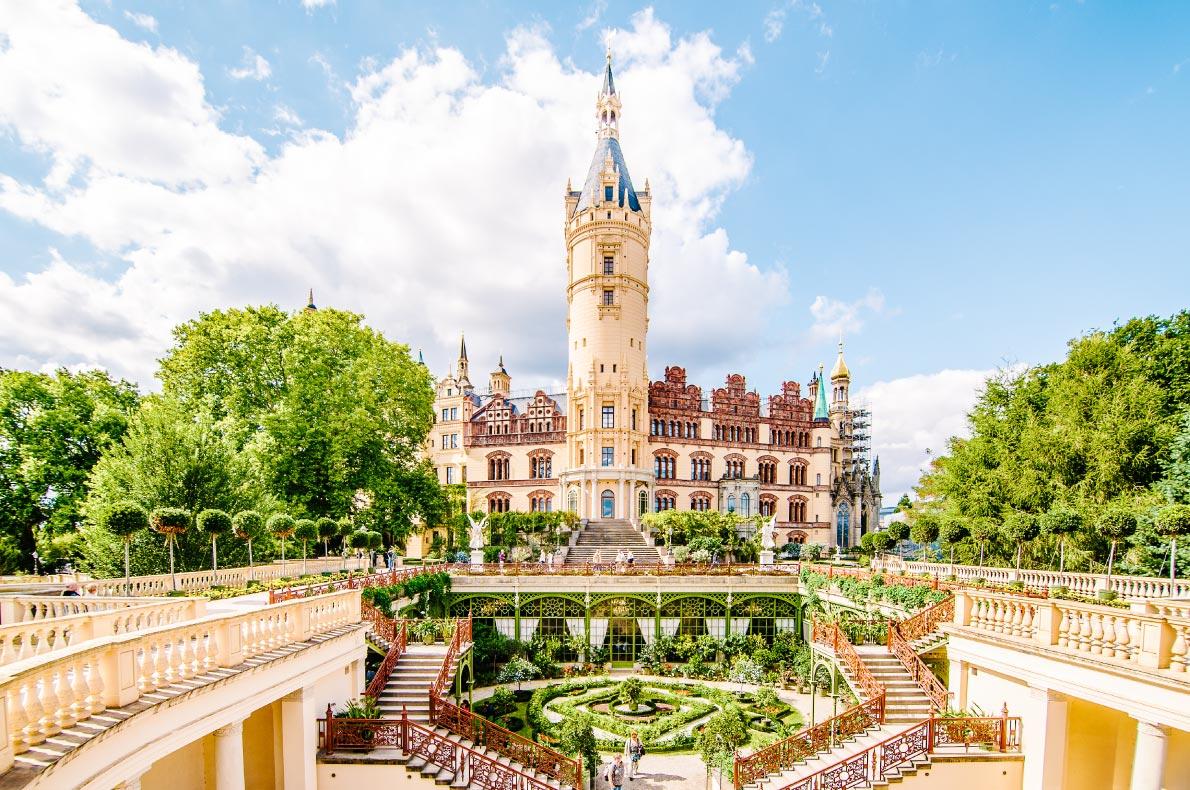 Best Castles in Germany - Schwerin Castle  - Copyright Stephan Schlachter - European Best Destinations