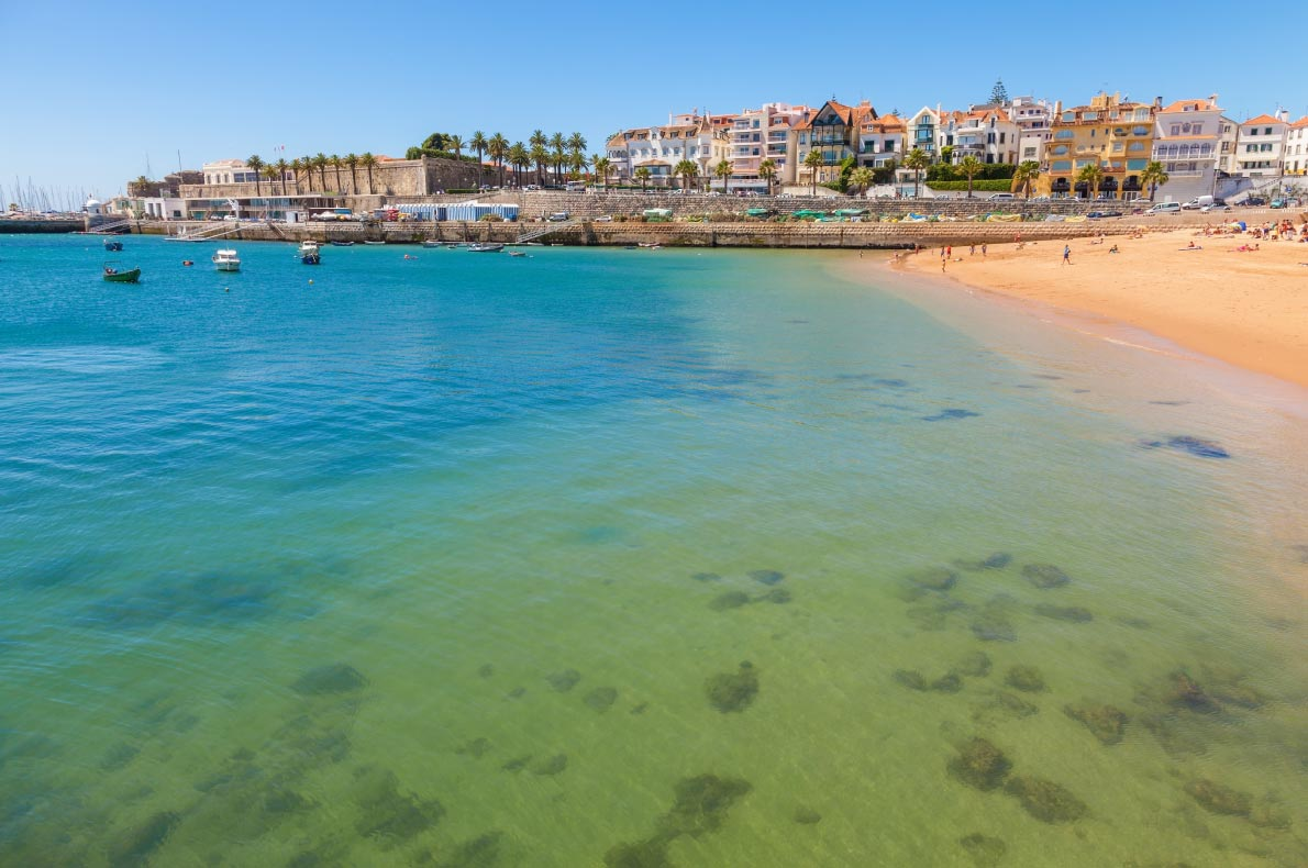 Best beaches in Portugal - Cascais beach copyright  Jose Ignacio Soto - European Best Destinations