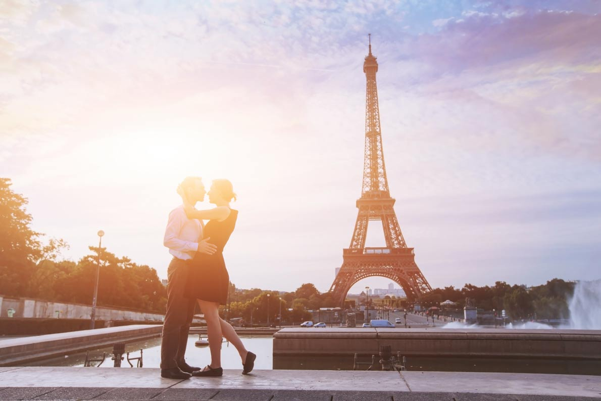 Best honeymoon destinations in Europe -  Honeymoon destinations Paris Copyright Ditty_about_summer - European Best Destinations