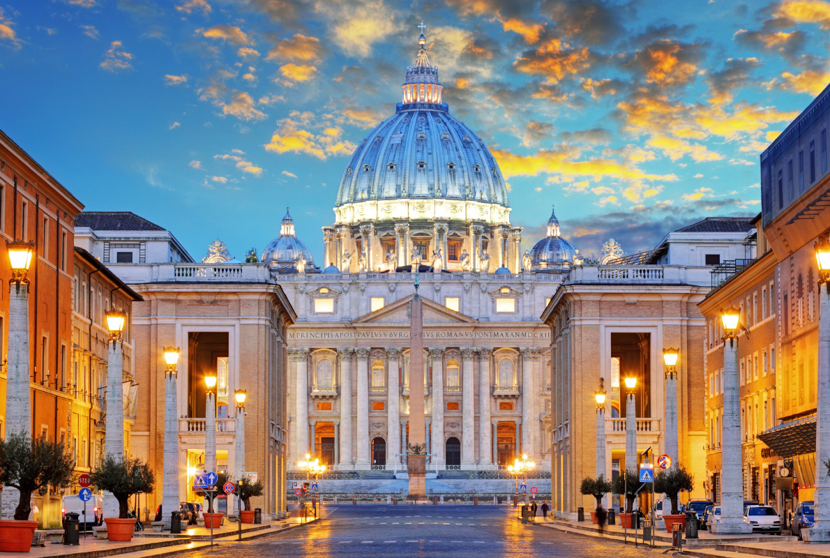 Rome - Best Cruises destinations in Europe - Copyright TTstudio - European Best Destinations