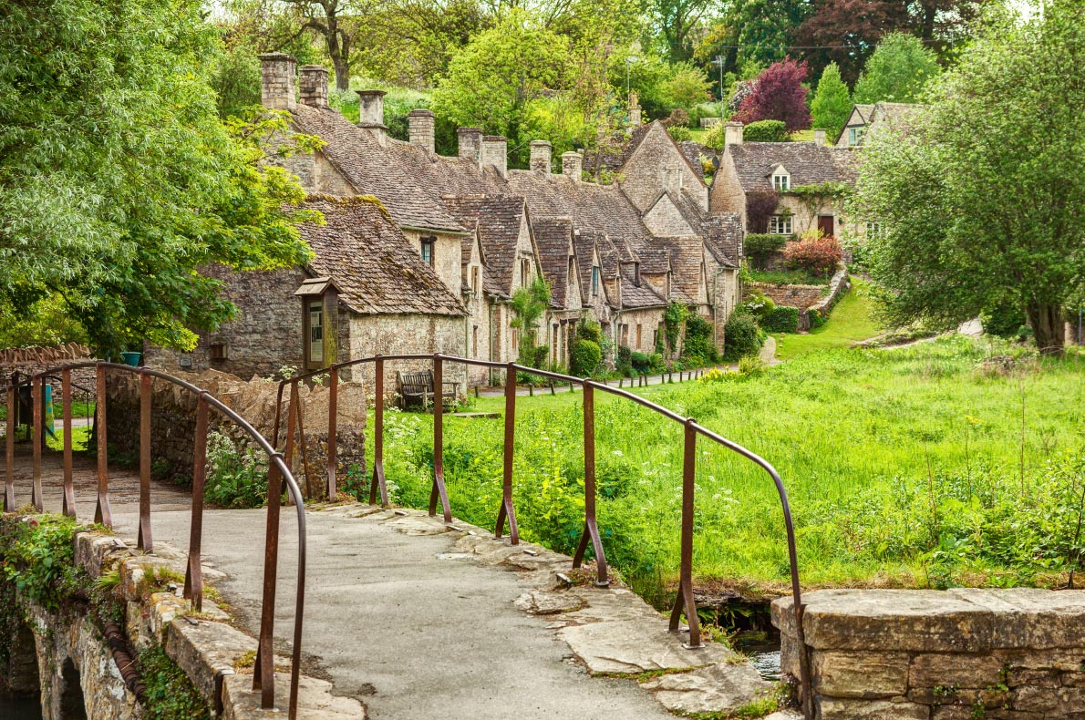 Best hidden gems in England - The Cotswolds -  Bibury Copyright  Nella  - European Best Destinations