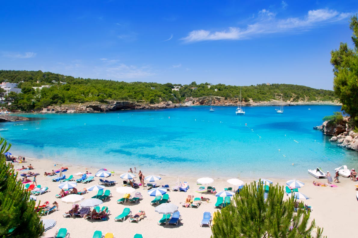 Best beaches in Spain - Portinatx - Copyright  Holbox  - European Best Destinations