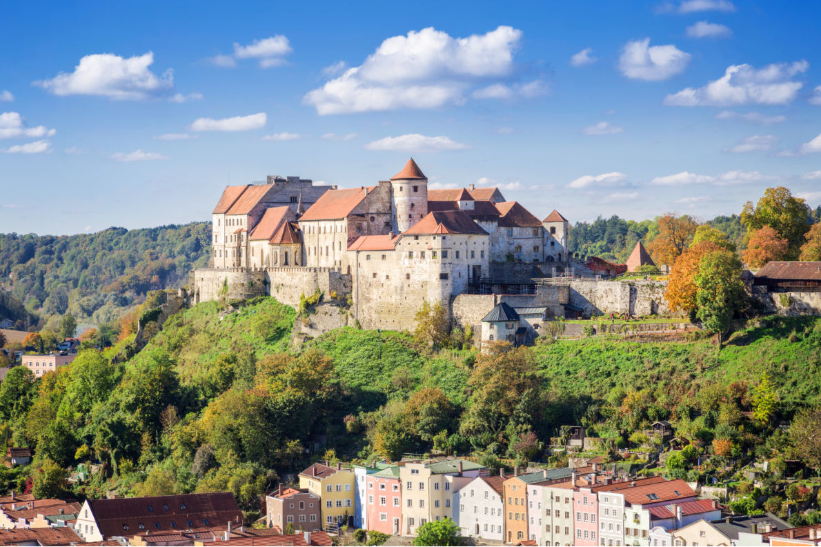 Best Castles in Germany - Castle of Burghausen copyright mRGB - European Best Destinations