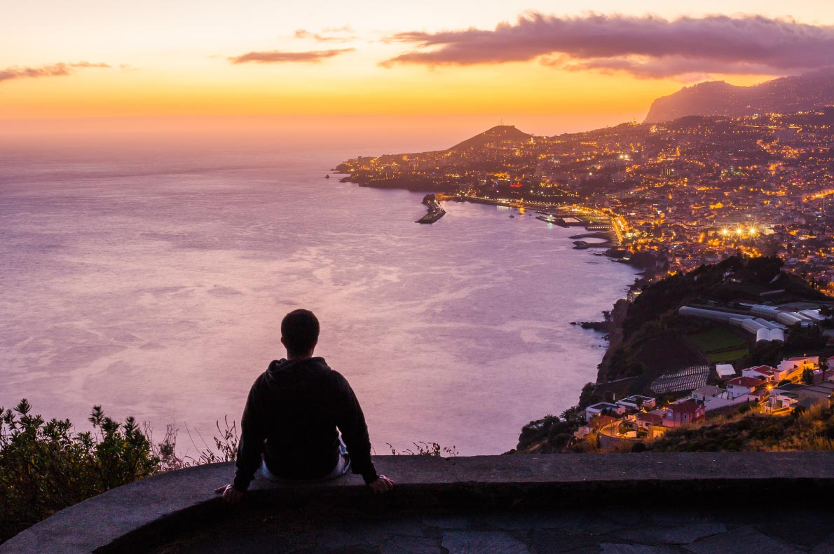 Best Instagrammable places in Madeira - Miradouro das Neves - Funchal copyright Cicero Castro