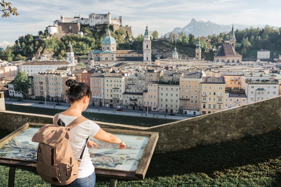 Best castles in Austria - Copyrignt Naumenko Aleksandr  - European Best Destinations