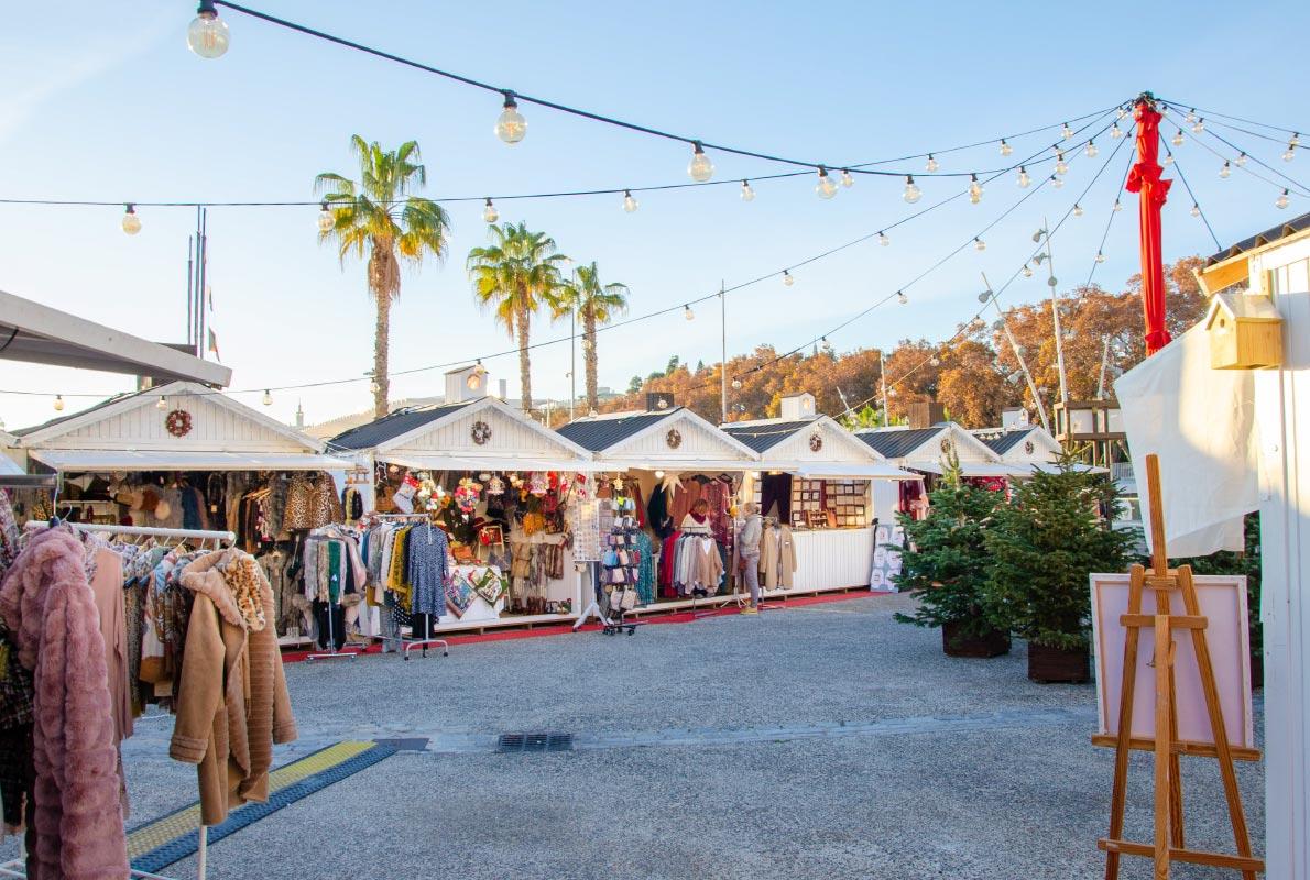 Best Christmas Markets in Spain - Malaga Christmas Market - Copyright Matthieu Cadiou  - European Best Destinations