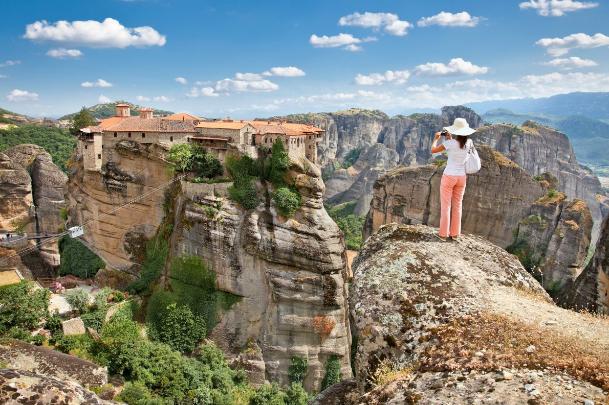 Best places to visit in Greece - Meteora copyright Aleksandar Todorovic  - European Best Destinations