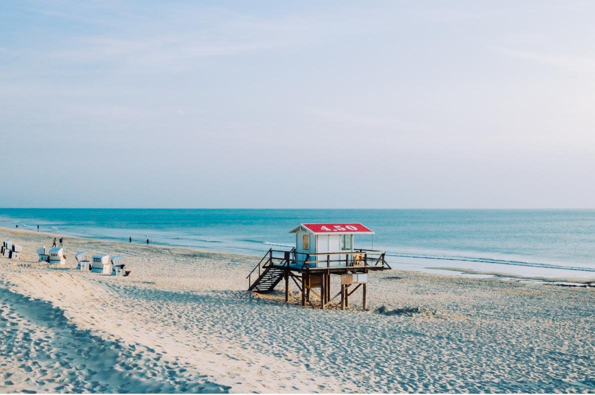 Best beaches in Germany - Sylt Beach - Copyright Anna K Mueller - European Best Destinations