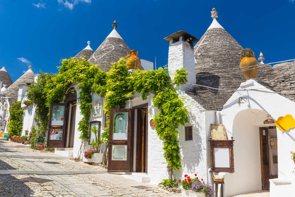 Best places  to visit in Italy - Alberobello - Copyright Josef Skacel - European Best Destinations