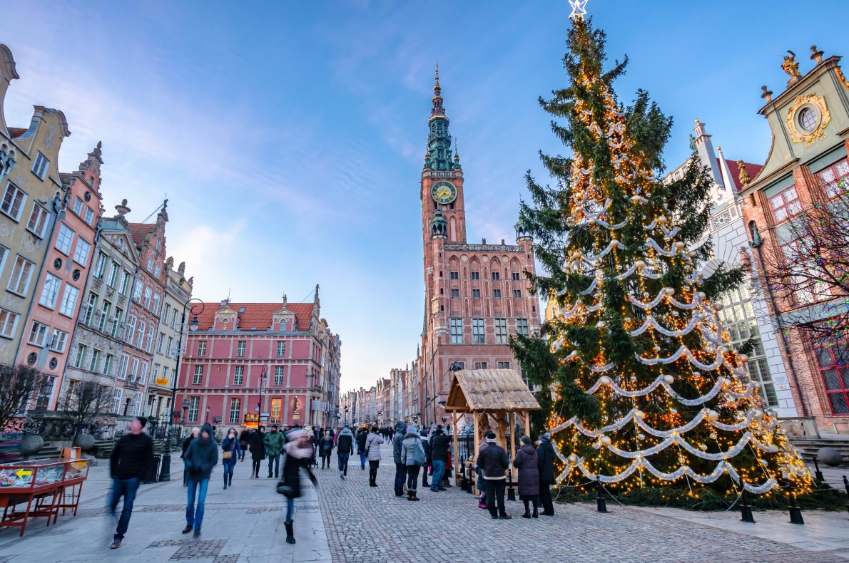Covid 19 Safest Christmas Markets in Europe - Gdansk Christmas Markets - Copyright Svetlana-Turchenick - European Best Destinations