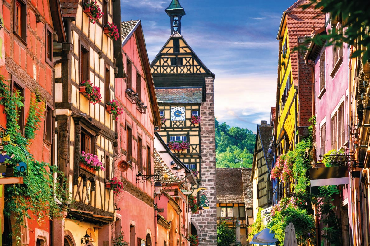 Riquewihr - Best hidden gems in Europe - European Best Destinations - Riquewihr - Best hidden gems in Europe - Copyright  leoks