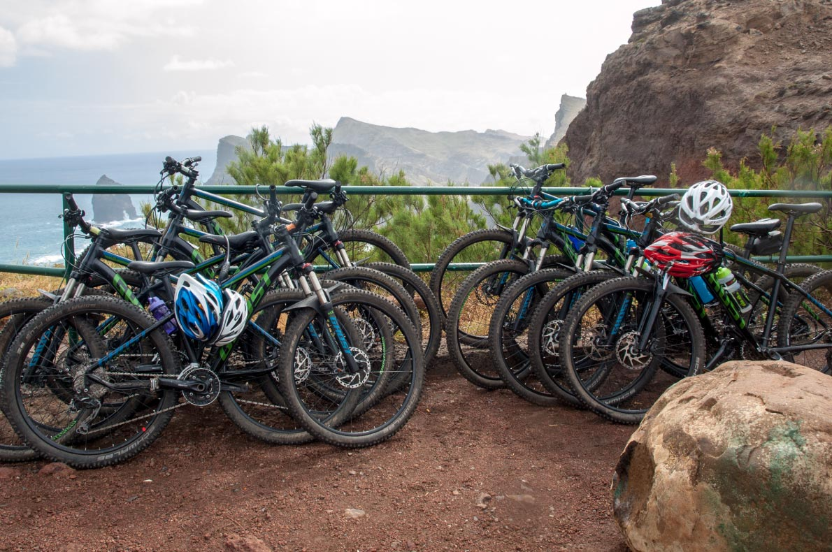 Active Holidays in Madeira - Biking in Madeira- copyright wjarek