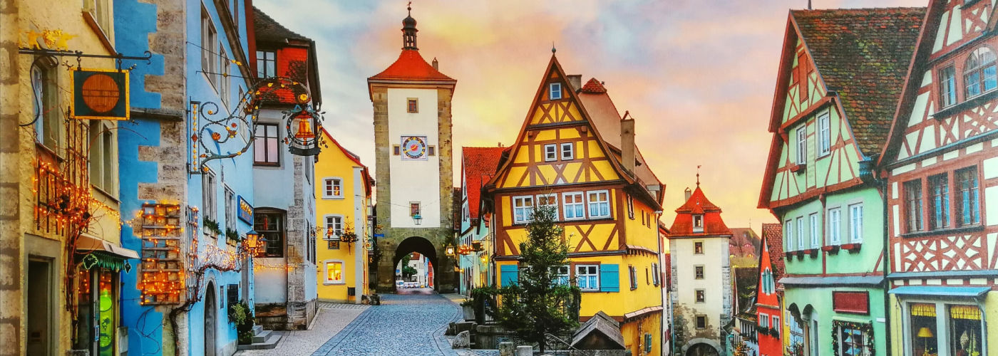 Best places to visit in Germany