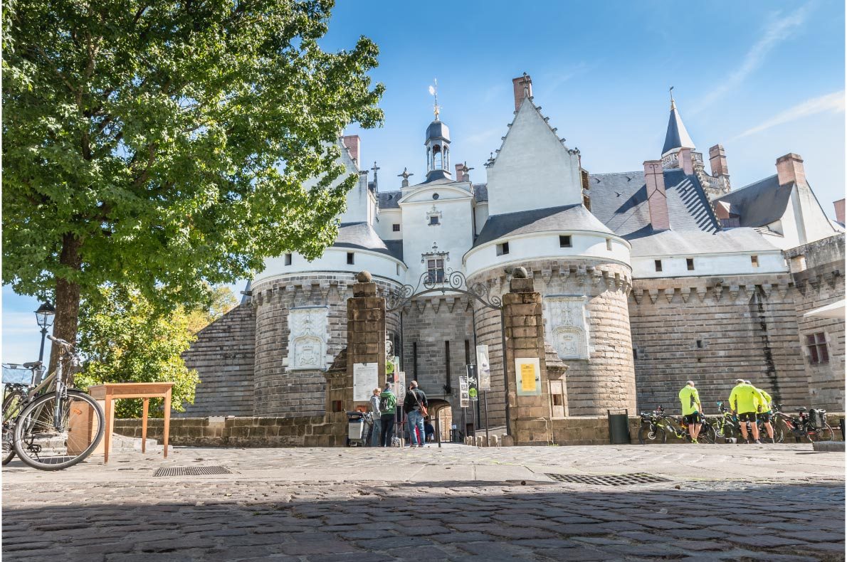 Best castles in France - Castles of the Dukes of Brittany copyright  Pierre-Olivier - European Best Destinations