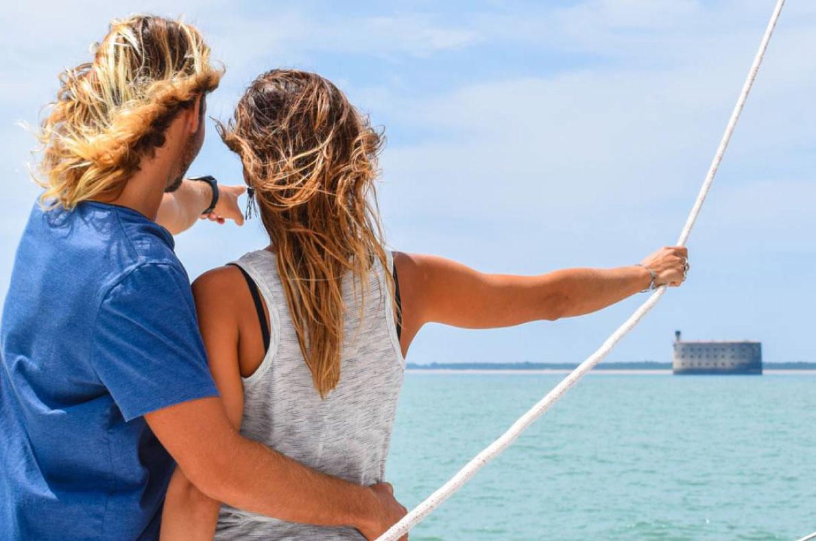 Best sustainable romantic destinations in Europe - Copyright  Rochefort Océan - European Best Destinations