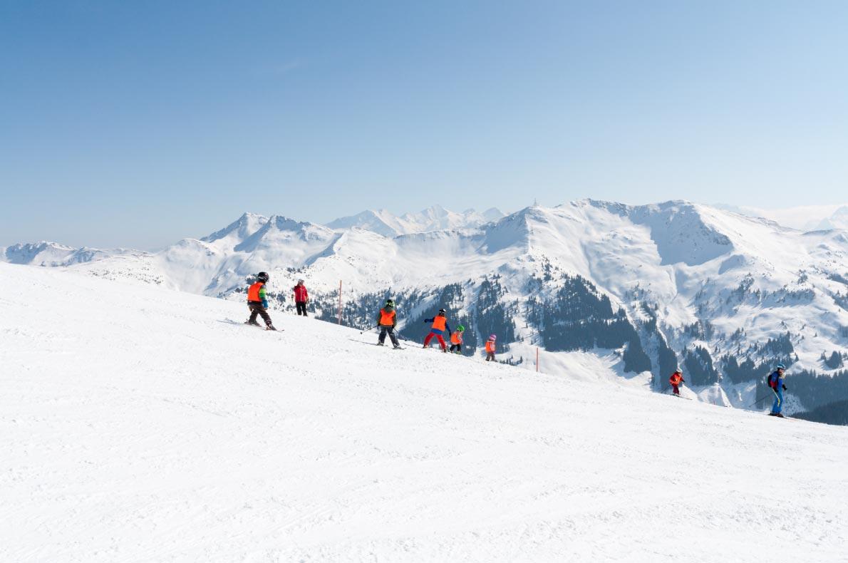 Best ski resorts in Austria - Saalbach Hinterglemm - Copyright  dexter_cz - European Best Destinations