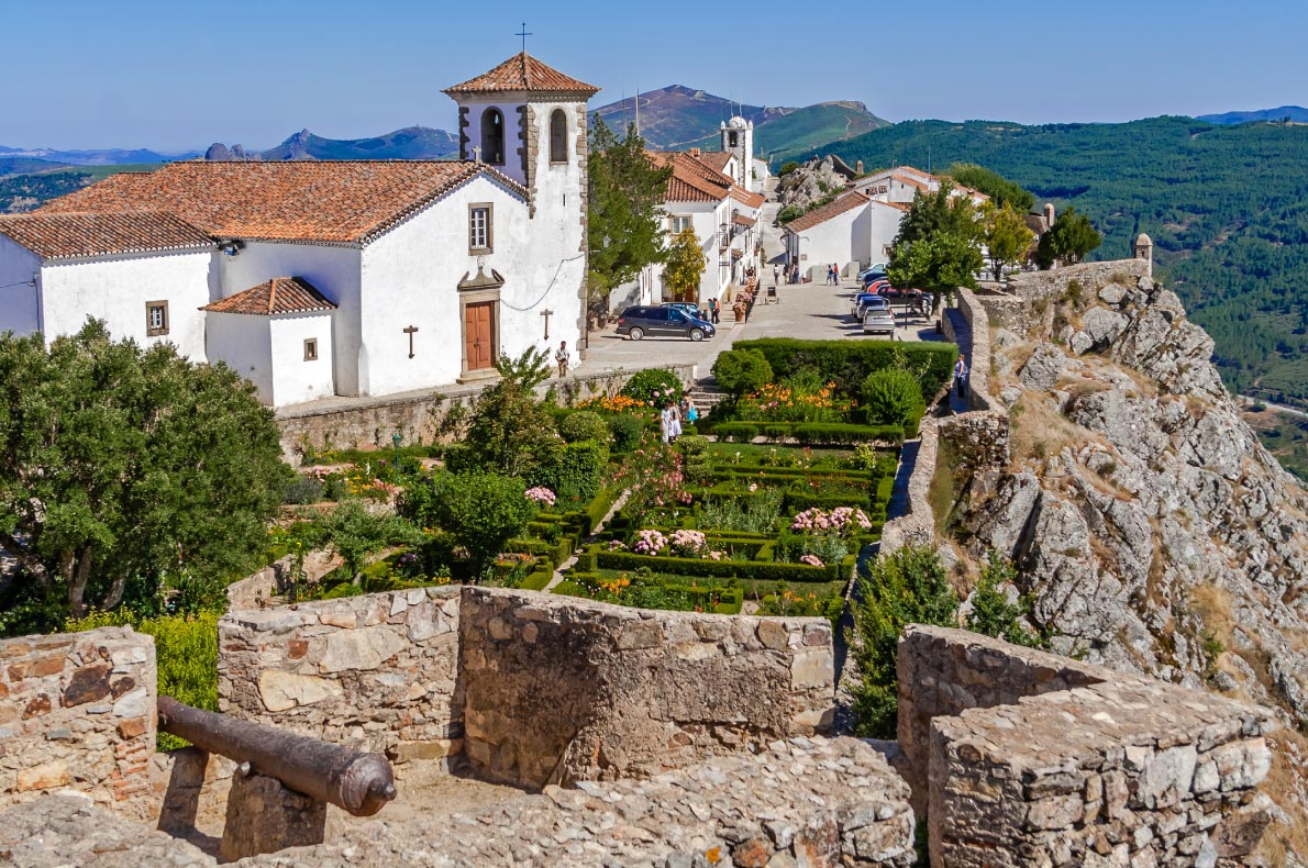 BEst hidden gems in POrtugal - Marvao Copyright  StockPhotosArt - European Best Destinations