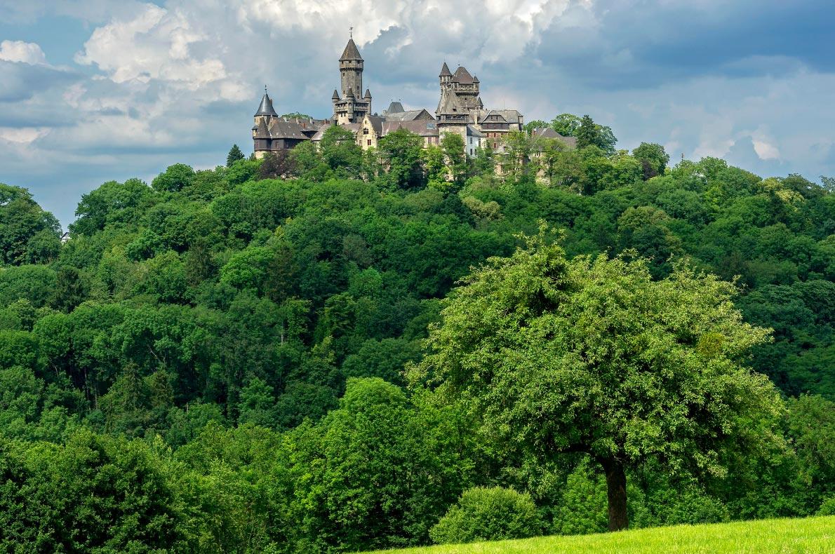 Best Castles in Germany - Braunfels Castle copyright imageBROKER dot com - European Best Destinations