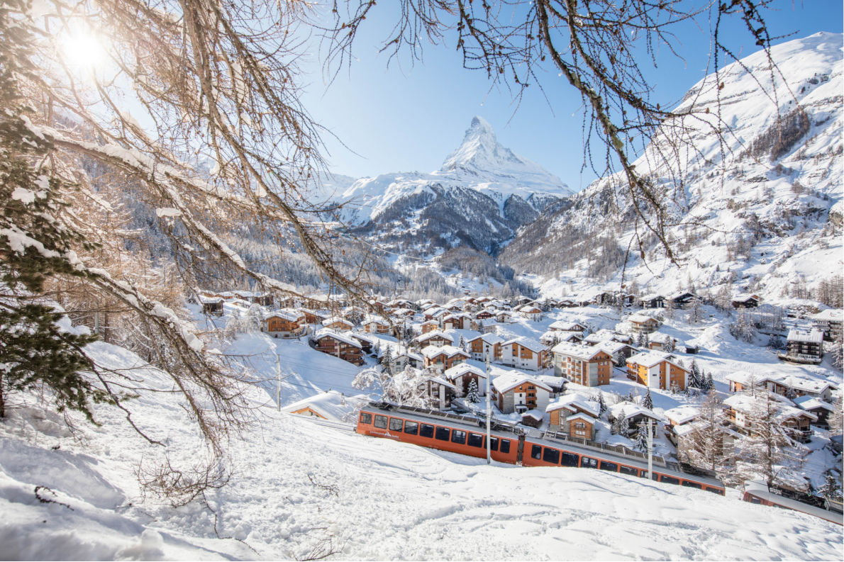 Zermatt - European Best Ski Resorts