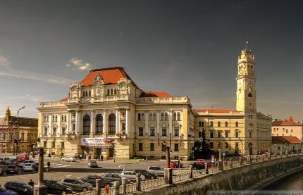 City Hall Oradea