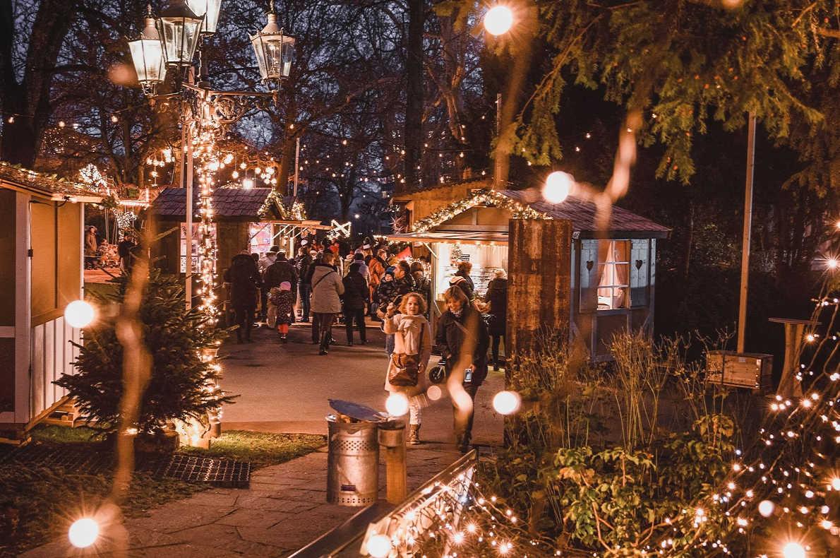 Best Christmas Markets in Switzerland - Bern Christmas Market - Copyright Bern Tourism Board - European Best Destinations