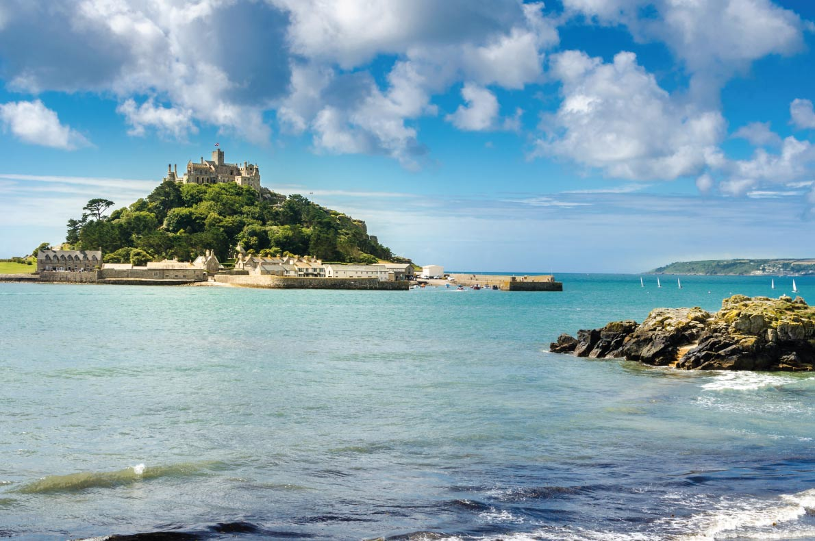 Michael's Mount - Best hidden gems in Europe - Copyright  Photography Cornwall - European Best Destinations