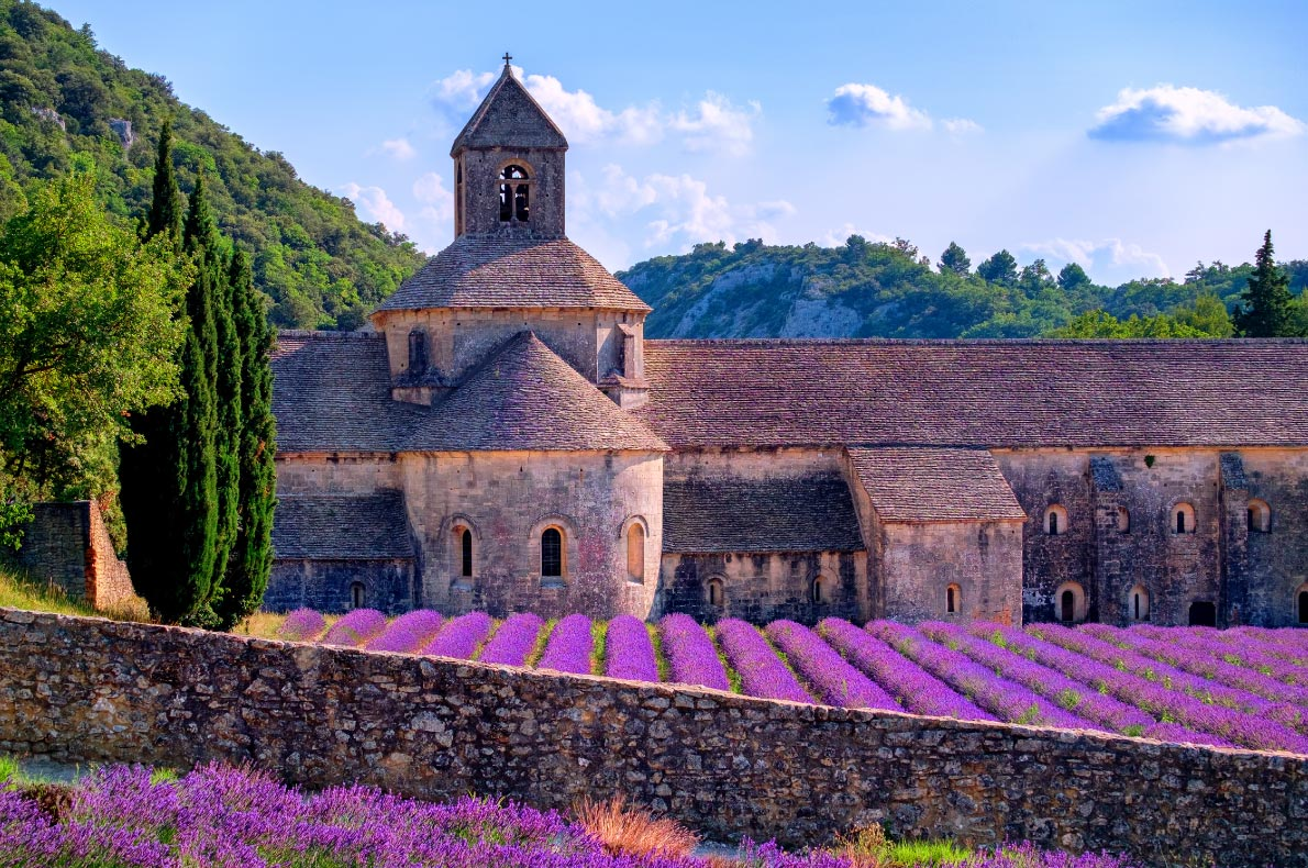 Best hidden gems in France - Sénanques - Boris-Stroujko  - European Best Destinations