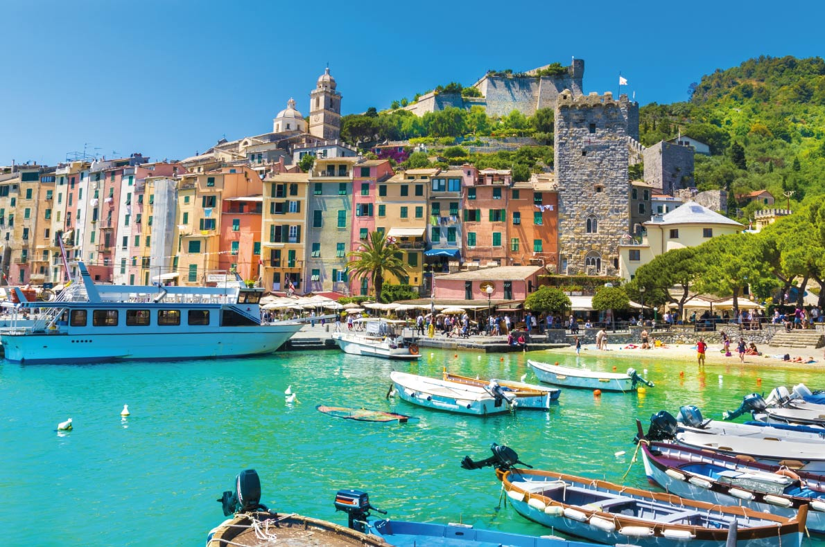 Portovenere - Best hidden gems in Europe - Copyright  Balate Dorin - European Best Destinations