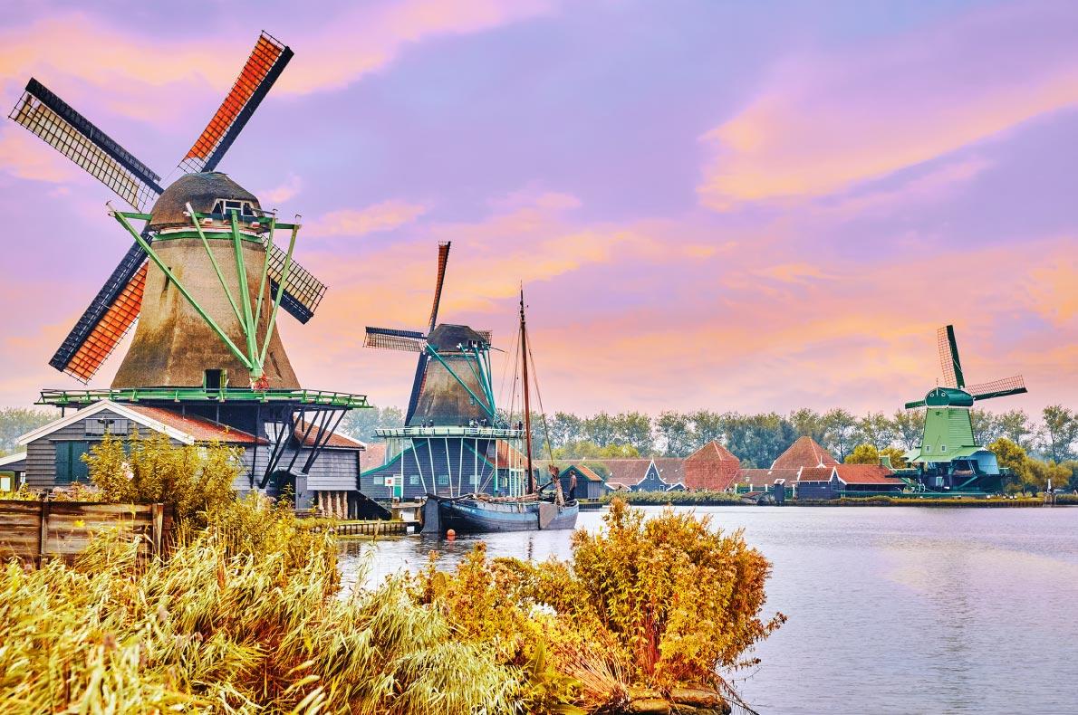 Best hidden gems in the Netherlands - Zaans Schanse - Copyright  Brian Kinney - European Best Destinations