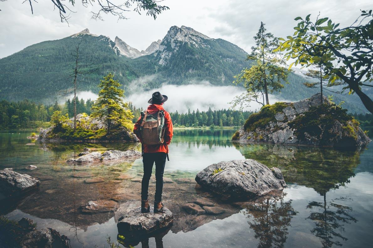 Best Natural wonders in Germany - Lake Hintersee - Copyright Claudiu Maxim - European Best Destinations