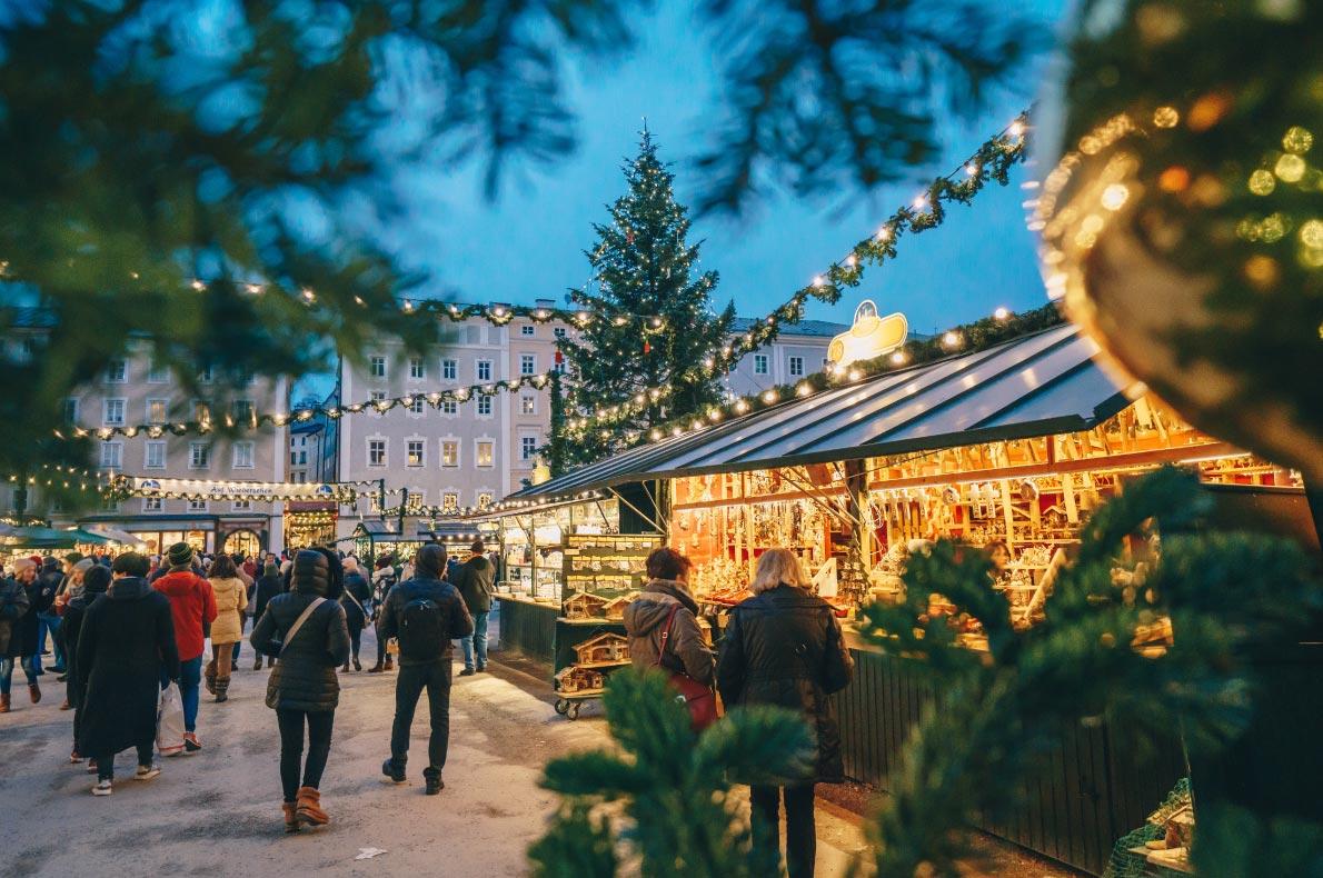 Best things to do in Austria - Salzburg Christmas Market - copyright Calin Stan - European Best Destinations