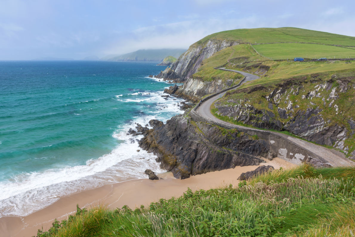 Best things to do in Ireland - Dingle Peninsula copyright  Michael Thaler  - European Best Destinations