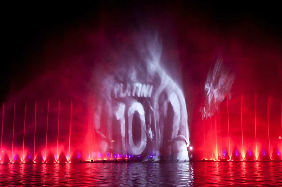 Top things that you will only see in Wroclaw -Multimedia Fountain - Copyright VisitWroclaw.eu