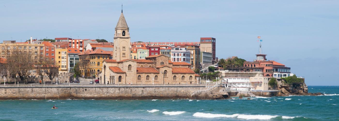 Gijon-tourism-Spain
