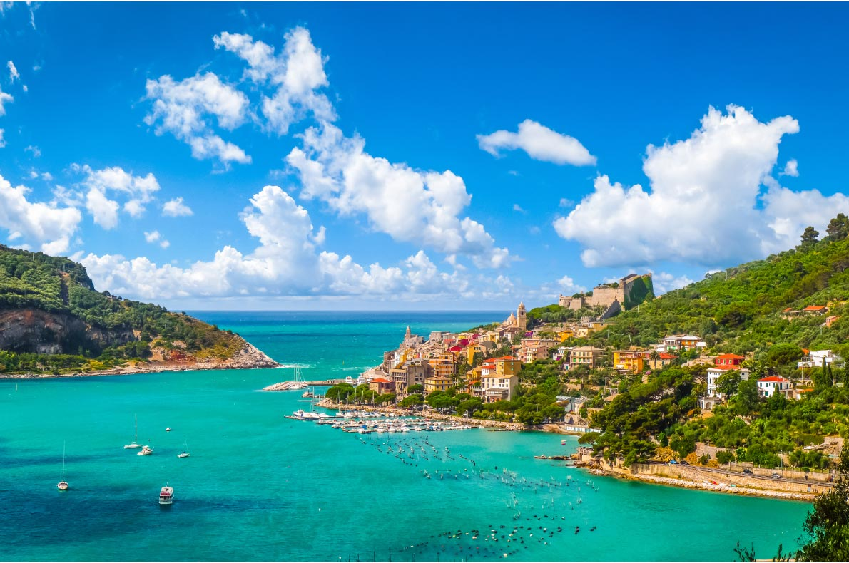 Best hidden gems in Italy - Portovenere Copyright  canadastock - European Best Destinations